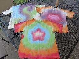 then with the left over kool aid why not try one of these crafts  Tie...
