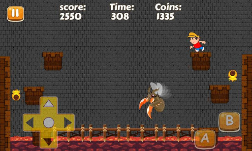 Super Bruno Adventures screenshot 5