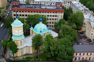 Photo: Eglise orthodoxe de tous les saints et de l'Annonciation