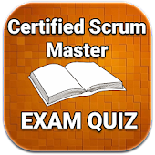 Certified Scrum Master Prep Quiz Android APK Download Free By NUPUIT