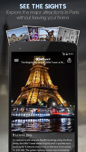 Go To Paris City Travel Guide, Things To Do & Maps screenshot 2