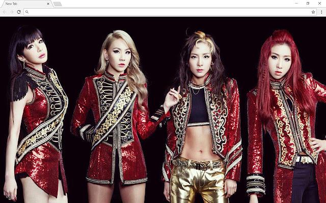 K-Pop Music Wallpapers & New Tab