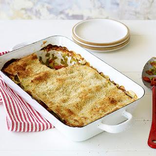 Gluten-Free Vegan Lasagne