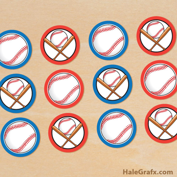 15 baseball baby shower printables | Kara's Party Ideas