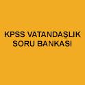 Kpss Vatandaşlık Soru Bankası icon