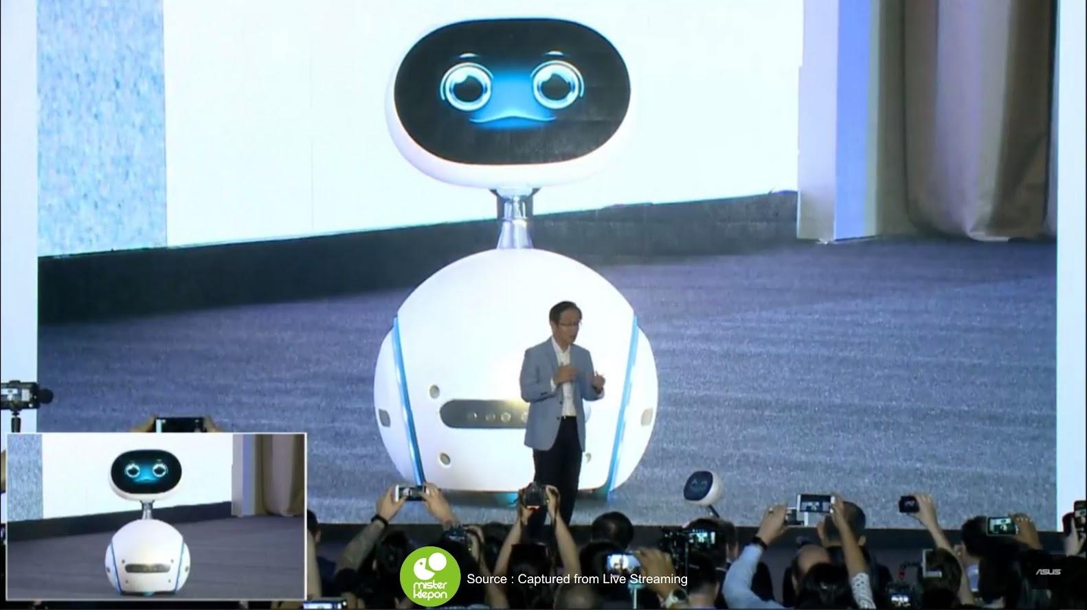 Zenbo Robot Lucu Cerdas Dan Bisa Diajak Bicara MisterKlepon