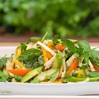 Vietnamese Chicken Salad Recipe