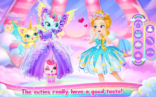 Princess Libby Rainbow Unicorn 1.0 screenshots 1