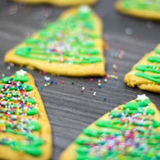 Gingerbread Christmas Tree Cookies – a Simple Recipe Perfect for Cooking with Kids Recipe