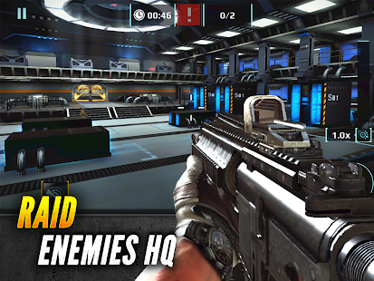 Sniper Fury: Top shooting game - FPS gun games Screenshot