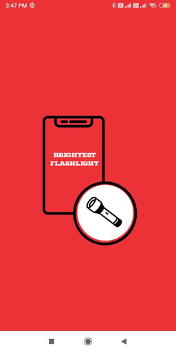 Brightest Flashlight screenshot 3