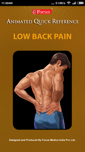 AQR - Low Back Pain