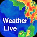 Weather Live:Weather Forecast & Radar Alerts icon