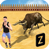 Fury Bull Fight 3D