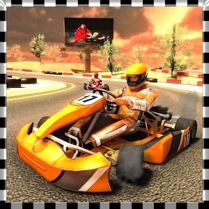 Extreme Buggy Stunt Kart Rider for PC and MAC