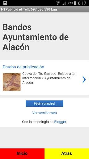 Info Alacu00f3n 1.0 screenshots 5
