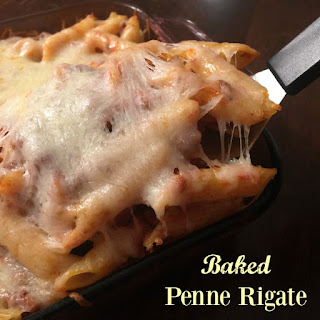 Baked Penne Rigate Recipes