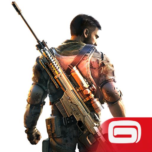 Sniper Fury: Top shooting game - FPS gun games Icon