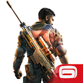 Sniper fury: Top shooting game - FPS gun games icon