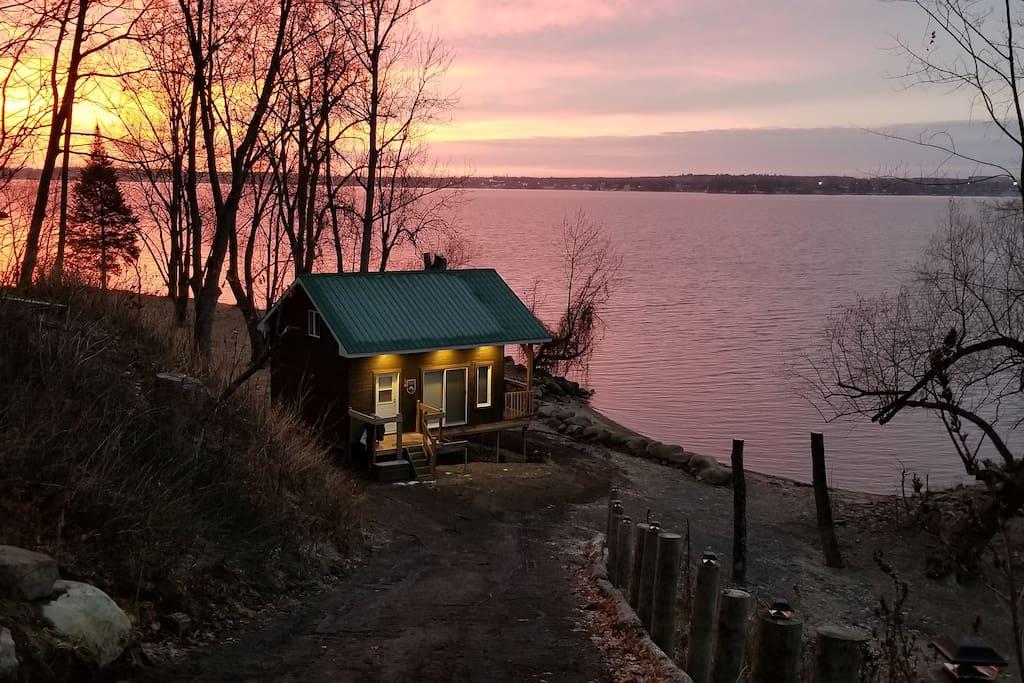 Cottages for rent for telework in Quebec #18