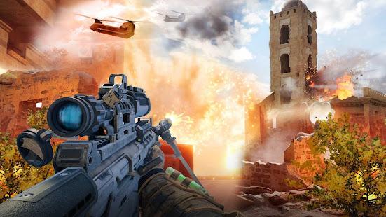 Download Army Sniper Shooter 2018: Commando Gun War APK