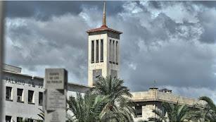 Sede de la Audiencia Provincial de Almería.