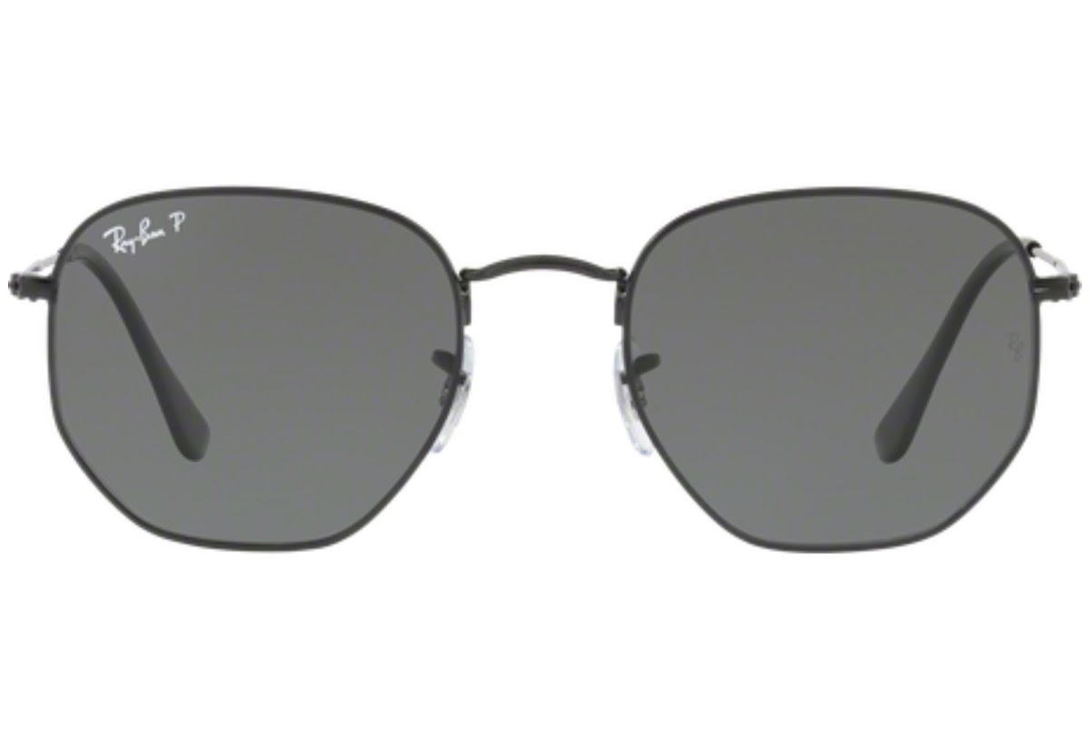 Ray-Ban Hexagonal RB3548N C54 002/58