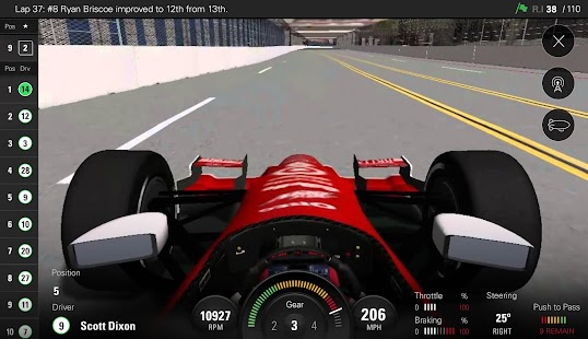 INDYCAR- screenshot thumbnail