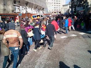 Photo: 2015-01-31 - 13.49 - Pz. Canalejas mirando a C. Alcalá