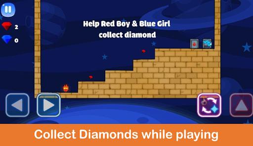 Fireboy & Watergirl Adventure Game apklade screenshots 2