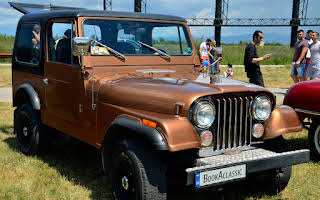 Jeep CJ 7 Rent Северен централен