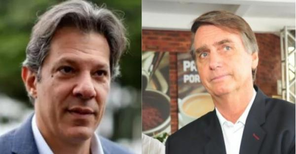 Pesquisa Datafolha mostra Bolsonaro com 35% Haddad com 22% e Ciro com 11%