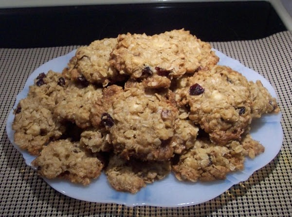 Overnight Oatmeal Cookies Recipe