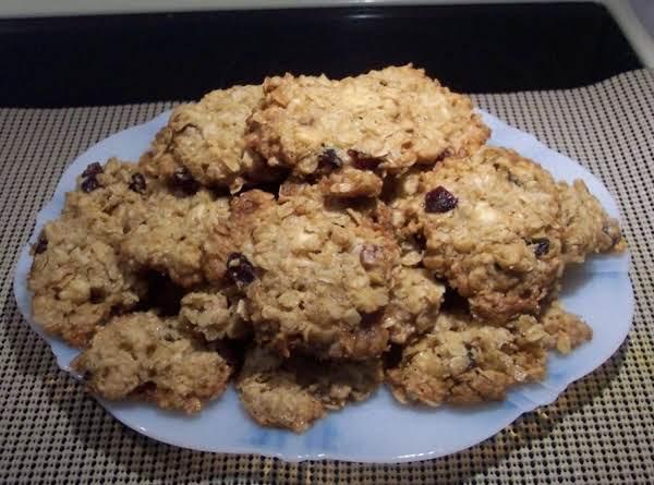 Overnight Oatmeal Cookies