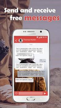 ChatOZZ messenger for chats