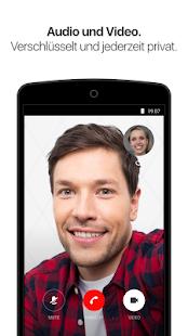Wire - Vertraulicher Messenger Screenshot