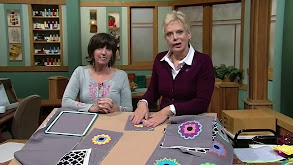 Quilt With an Embroidery Machine in 8 Easy Lessons, Part 1 thumbnail