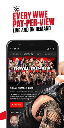 WWE 4.42.37 screenshots 1