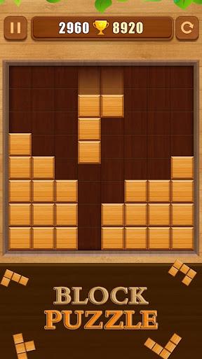 Wood Block Puzzle 2.4 screenshots 1