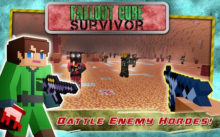Fall Out Cube Survival C6 screenshot 54348