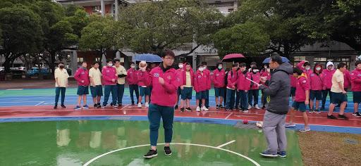 20201215八年級男生鉛球