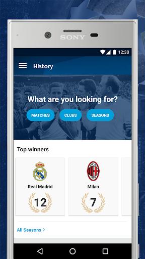 UEFA Champions League 1.46 screenshots 2
