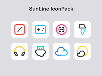 SunLine Icon Pack 3