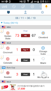 LIVE Score- screenshot thumbnail