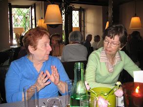 Photo: Colette and Barbara