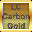 LC Carbon Gold Theme icon