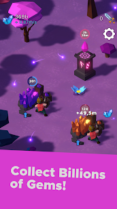 Swarm of Destiny: Fantasy World MOD (Unlimited Money) 1