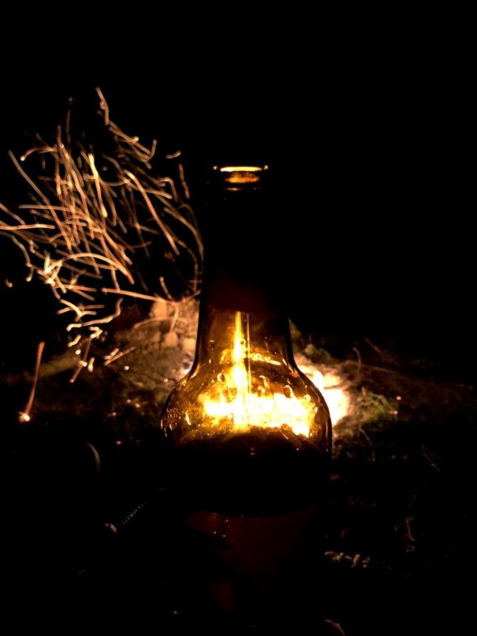 Il calore dell'alcool di Danie1e