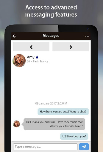 AfroIntroductions - African Dating App screenshots 8