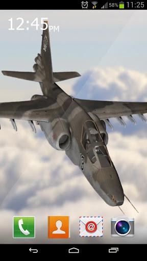 Fighter Combat Live Wallpaper